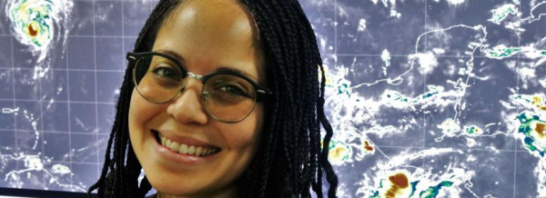 UCCI Alumna is Cayman's First Female Forecaster